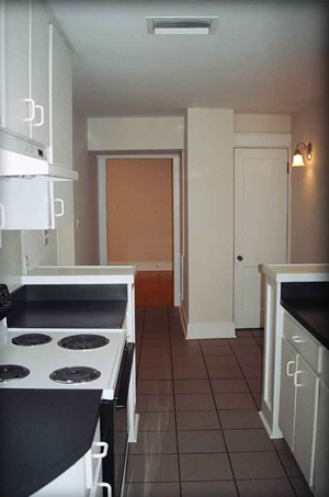Bayview II Kitchen