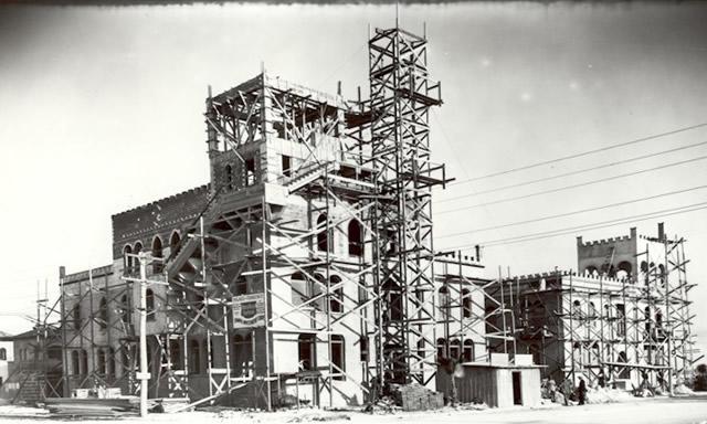 Palace Originalconstruction